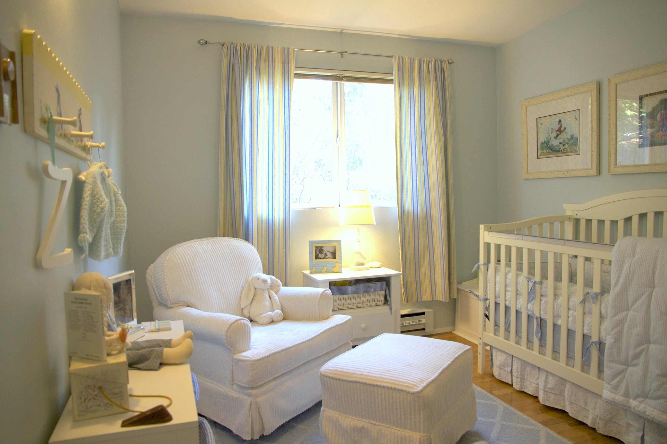 One Nursery Done Two Different Ways Zevy Joy