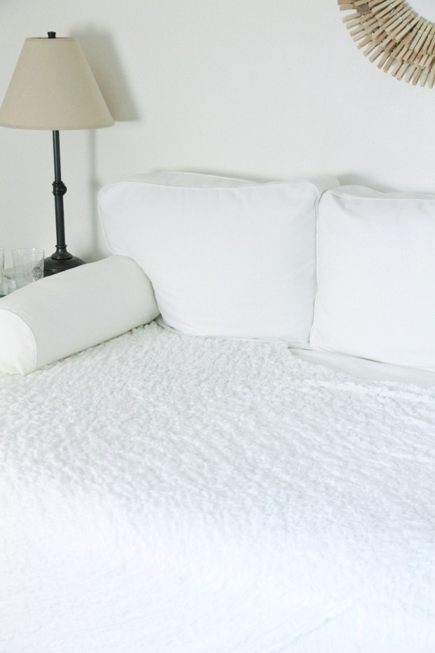 Diy Lounge Sofa Guest Bed Zevy Joy, Queen Bed Couch Ideas