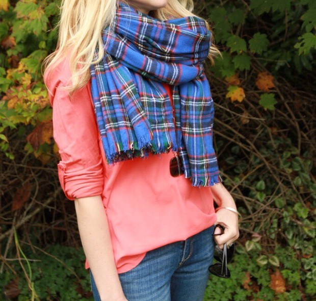 DIY Blanket and Scarf