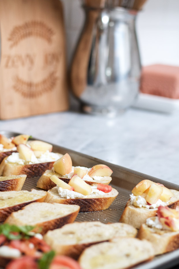 What's in the Kitchen – Baguette Bites