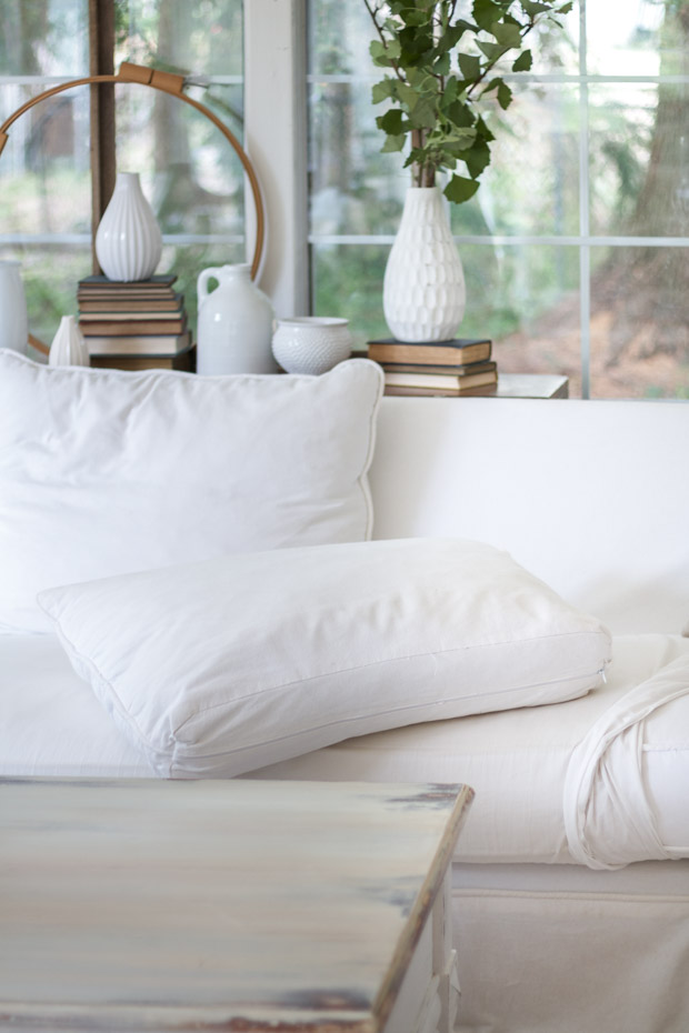 Diy Sheet Slipcover For A Sofa Zevy Joy