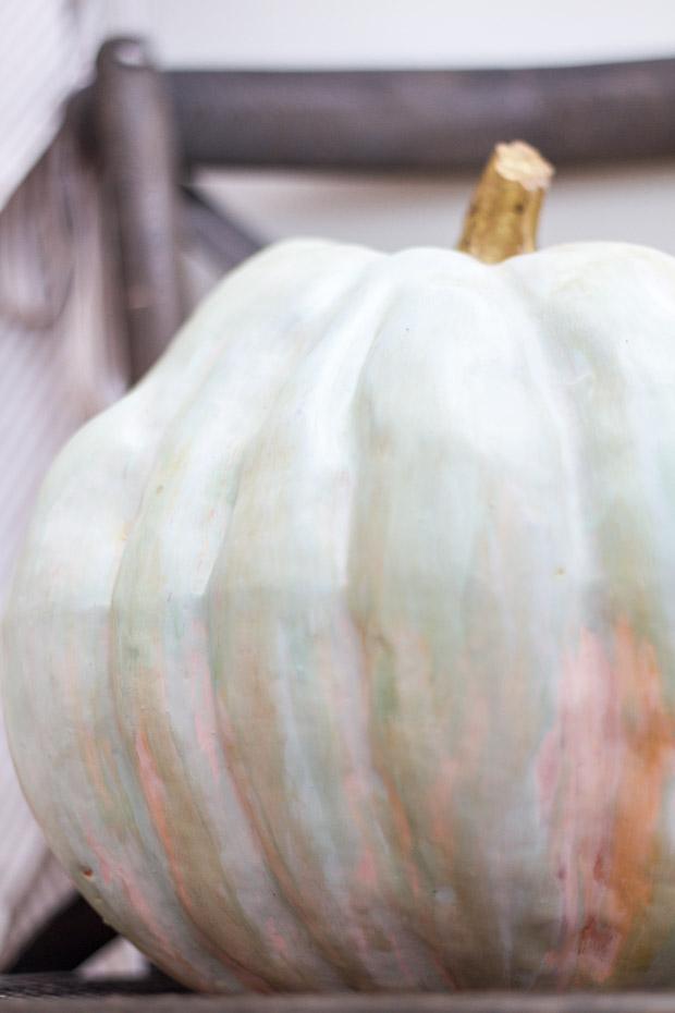 diy-painted-heirloom-pumpkin8