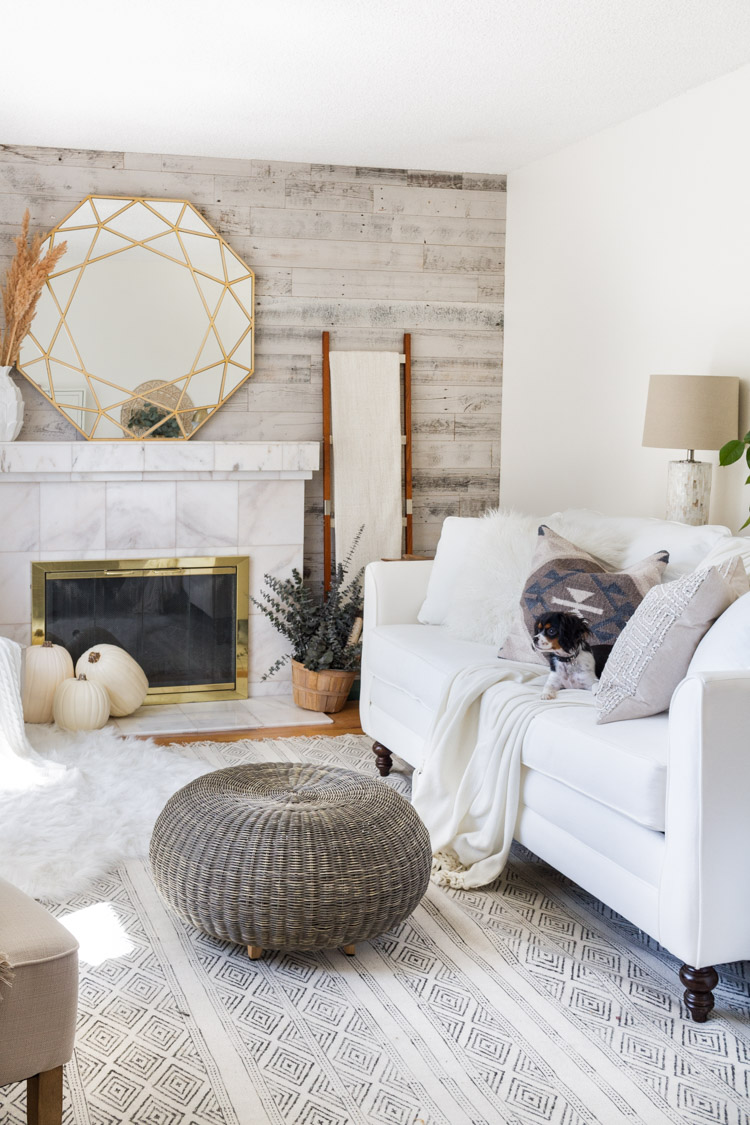 simple ways to use neutral fall decor inside and out of your home