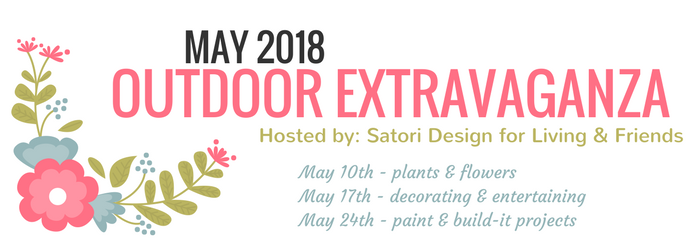Updating Your Outdoor Furniture With Paint - zevy joy