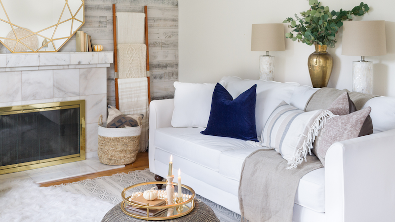 Autumn Is In The Air – Our Living Room