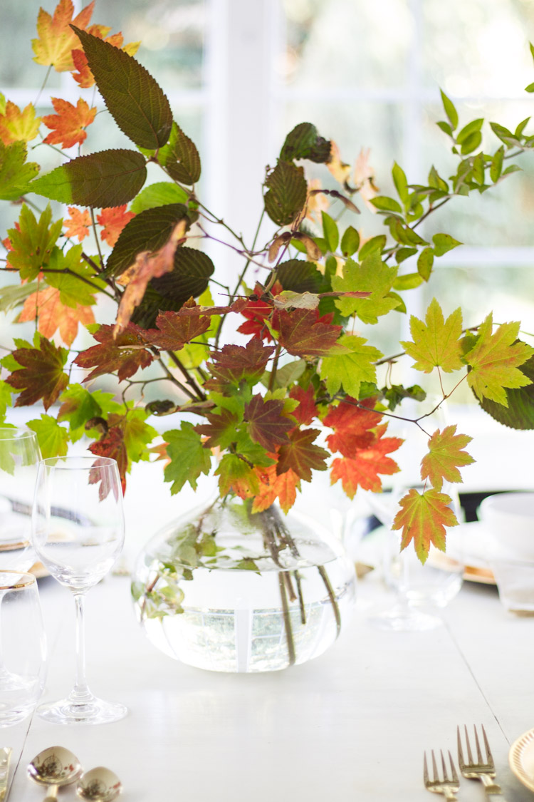 Easy Fall Entertaining