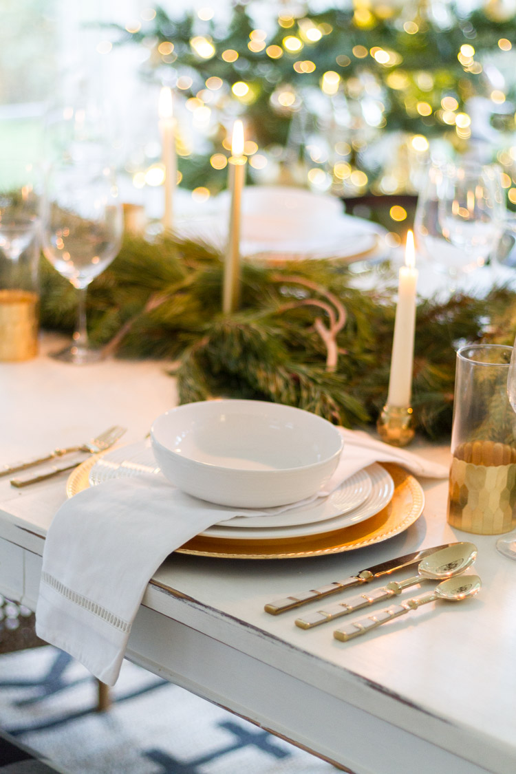 Christmas Entertaining - Styled + Set Series