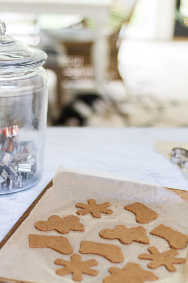 Gluten and Dairy Free Gingerbread Sugar Cookies 8