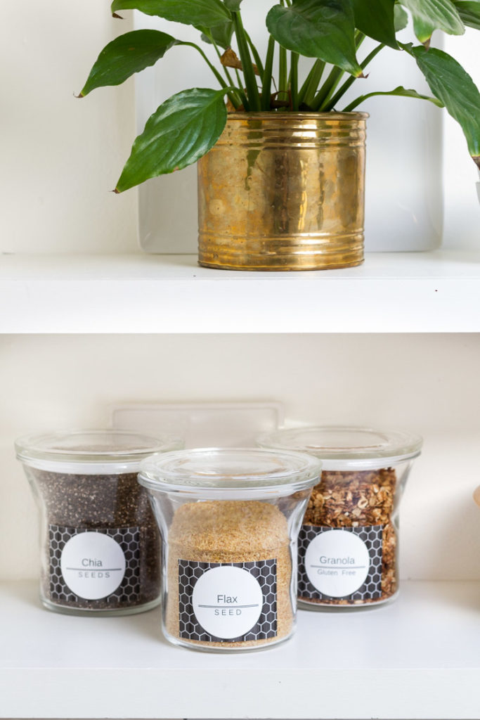 Whole Food Labels For Storage