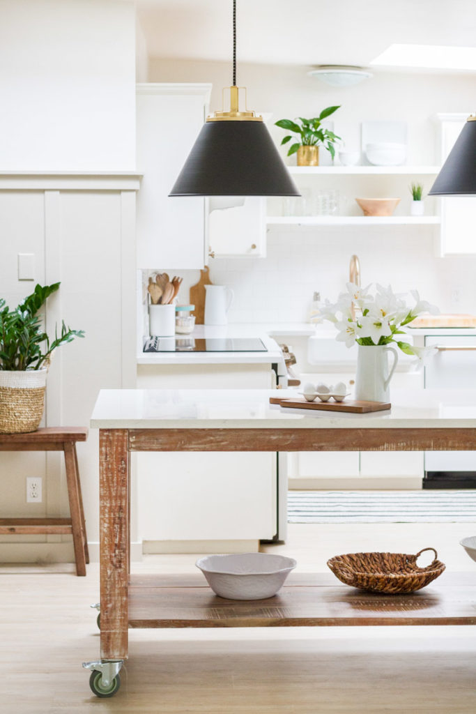 Soft Hues and Colors For Spring - A Simple Home Tour