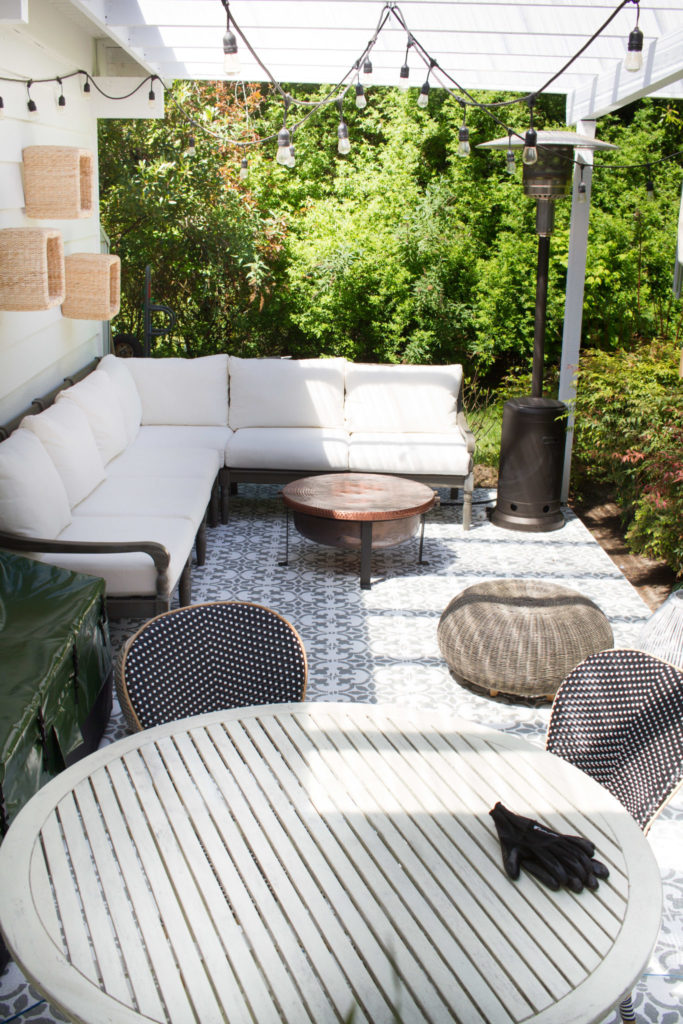 A Patio Refresh and Getting Ready For Summer Fun