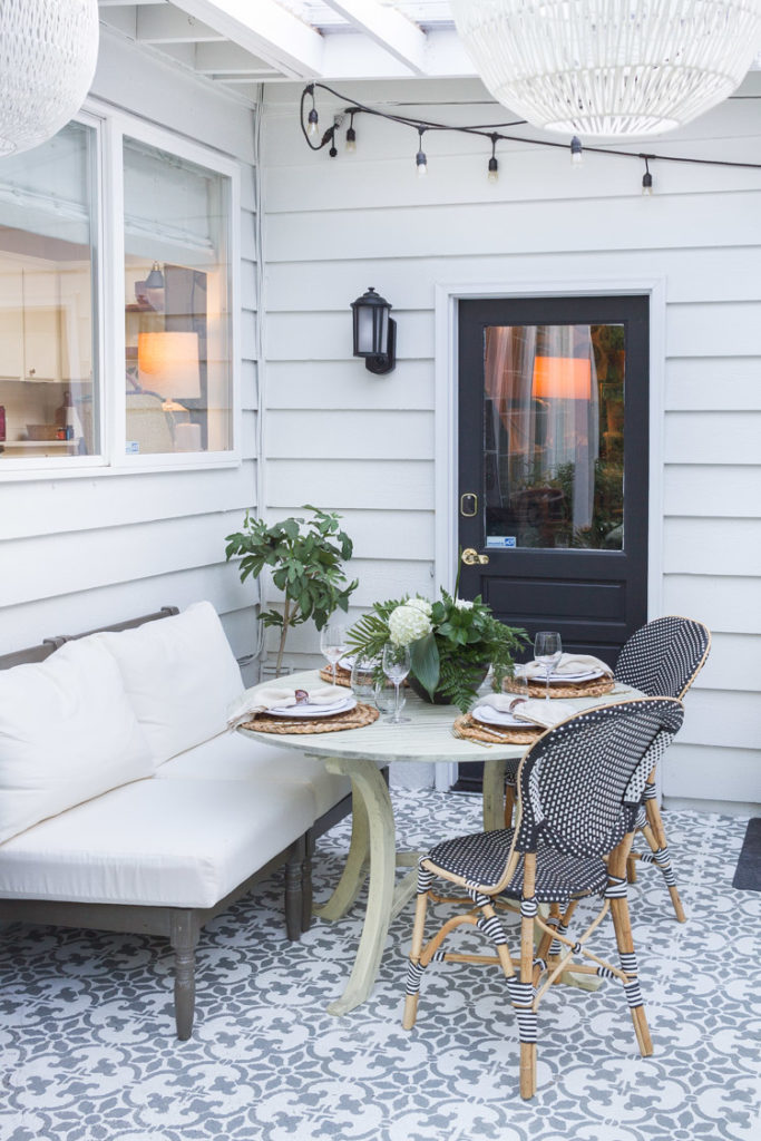 Summer Entertaining on the Patio 7
