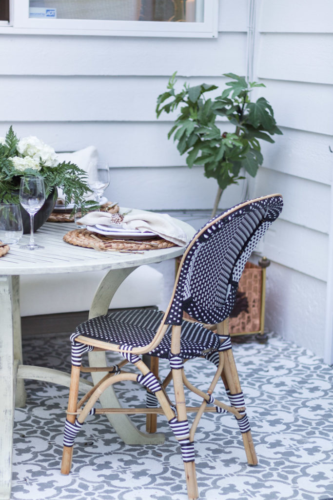 Summer Entertaining on the Patio