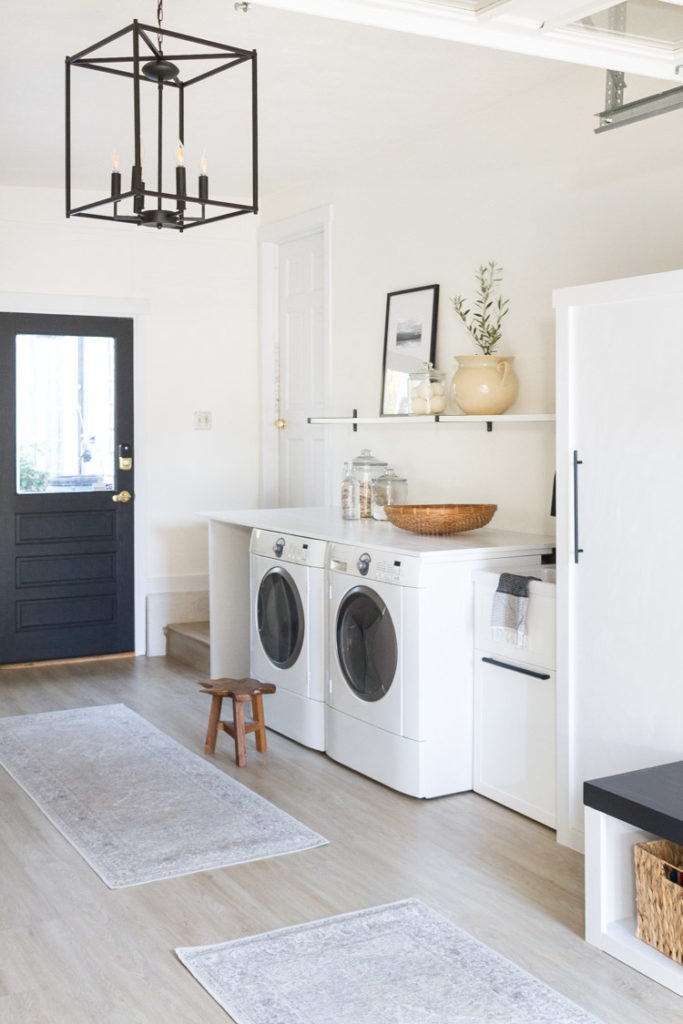 Laundry Room Makeover Part 9