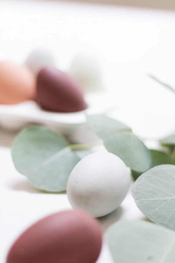 DIY Authentic Easter Eggs