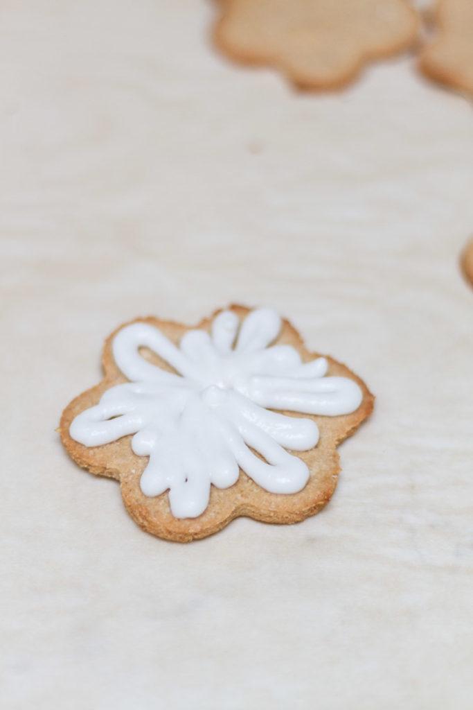 Gluten/Dairy Free Floral Easter Sugar Cookies