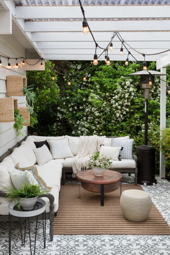 A Summer Patio Tour_