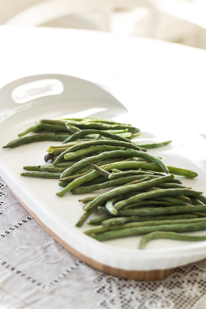 Dairy-Free Green Bean Casserole 10