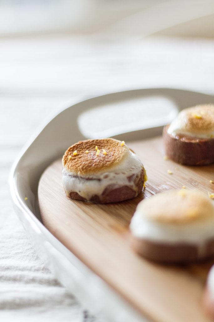 Marshmallow Yam Bites 7