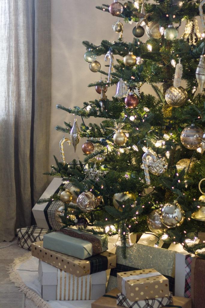A Tour Of Our Christmas Home