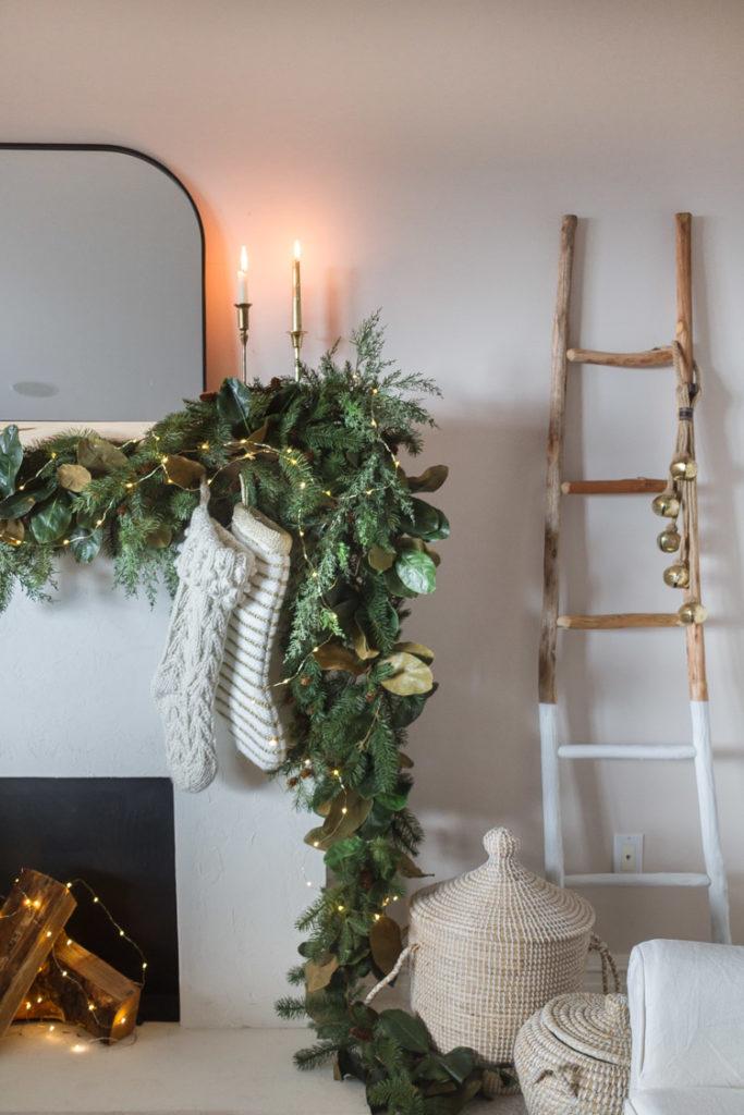 A Christmas Tour Of Our Home