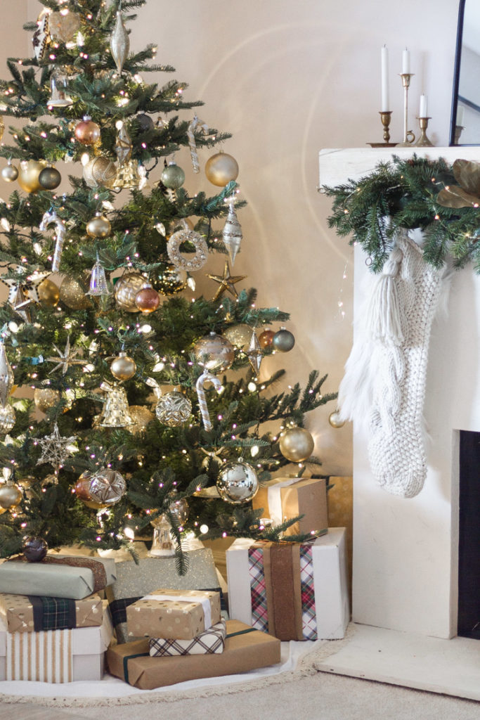 Our Elegant Christmas Tree 15