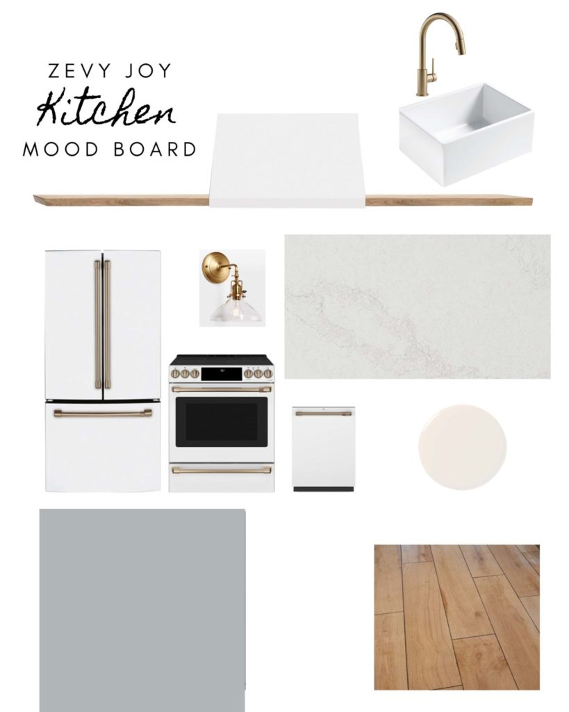 Plans and Designs For Our Upcoming Kitchen Renovation!