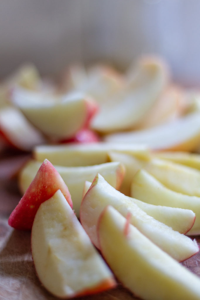 Gluten/Dairy Free French Apple Tart - Tarte Tartin